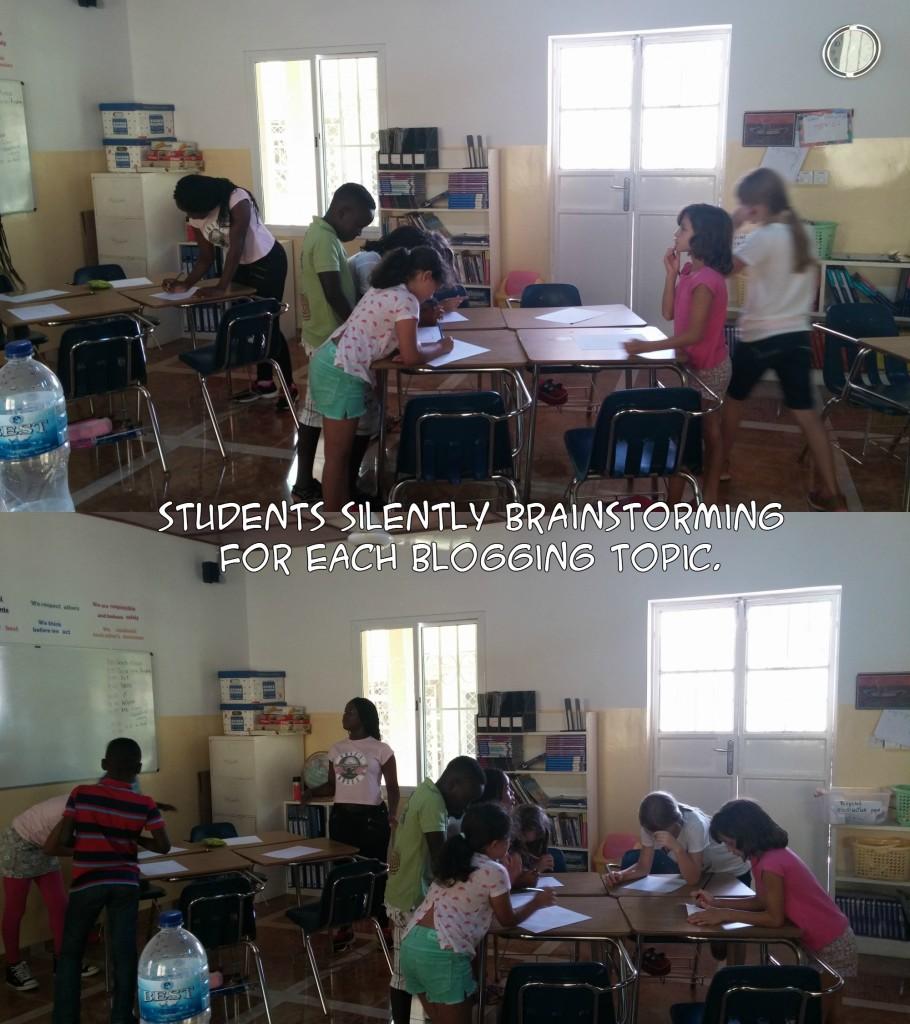 student-blogging